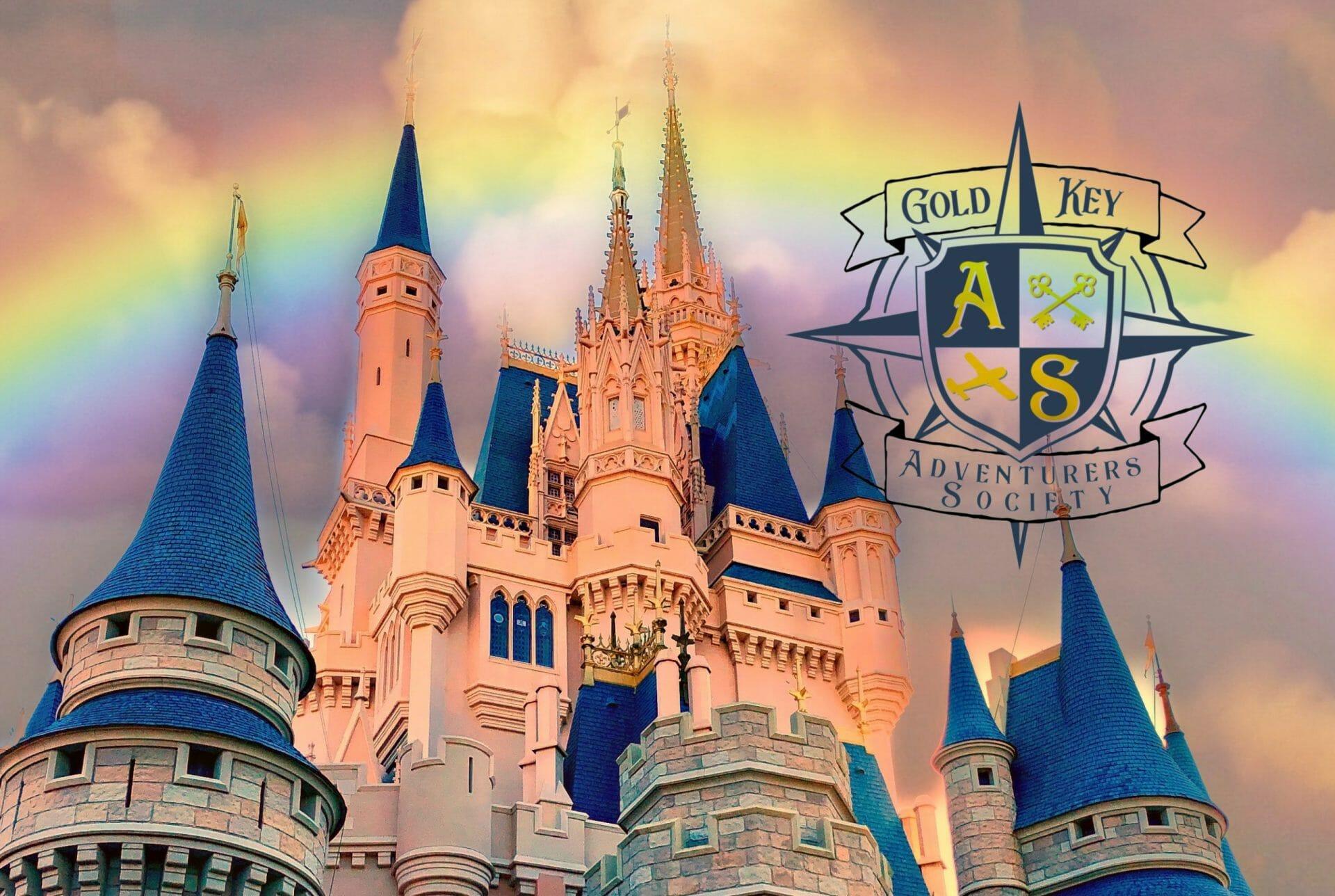 Gold Key Adventurers Society Podcast: Walt Disney World 50th Anniversary Kickoff Celebration
