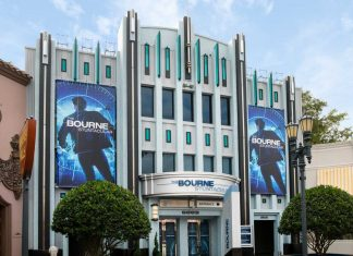 Universal Orlando Resort's All-New Stunt Show – The Bourne Stuntacular – Will Grand Open On June 30, 2020