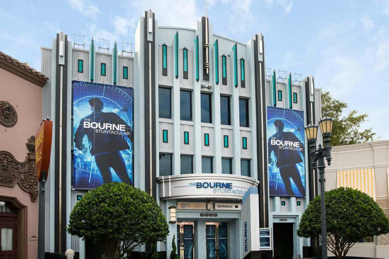 Universal Orlando Resort's All-New Stunt Show – The Bourne Stuntacular – Will Grand Open On June 30, 2020