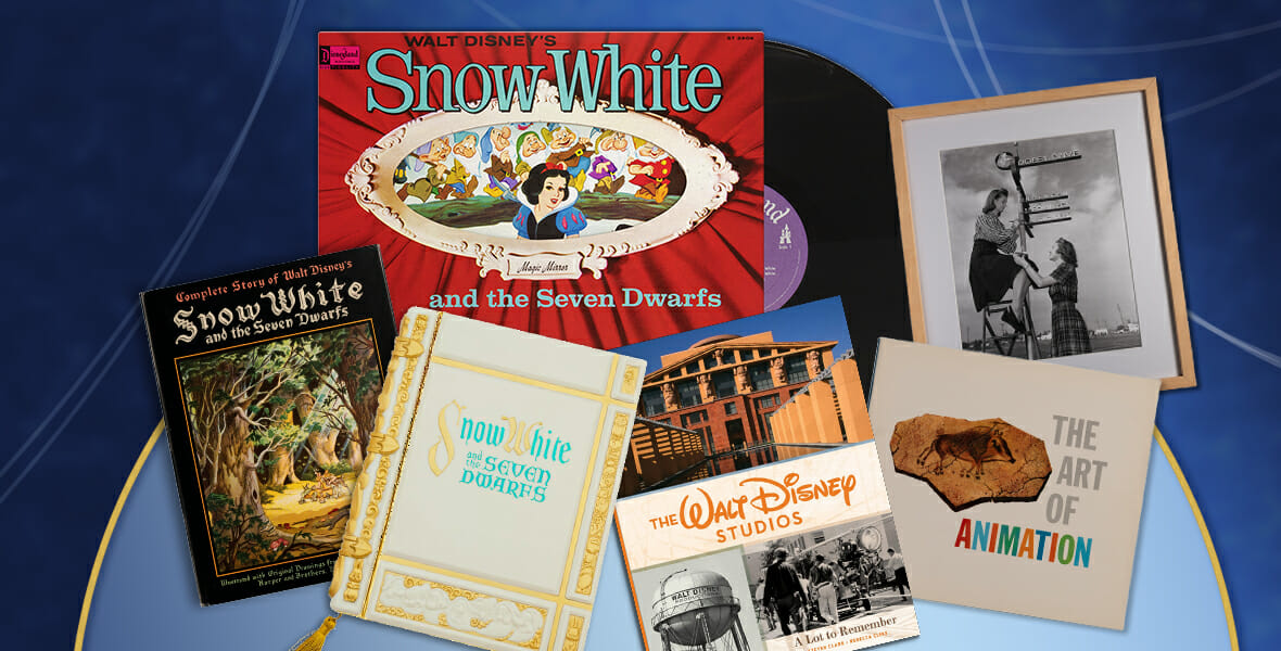 D23 to Premiere New Documentary Adventure  Through The Walt Disney Archives