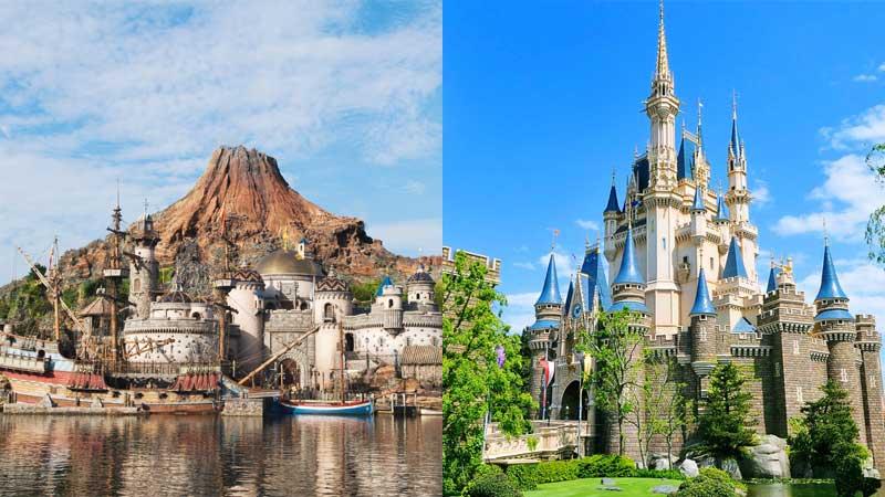 Tokyo Disneyland DisneySea