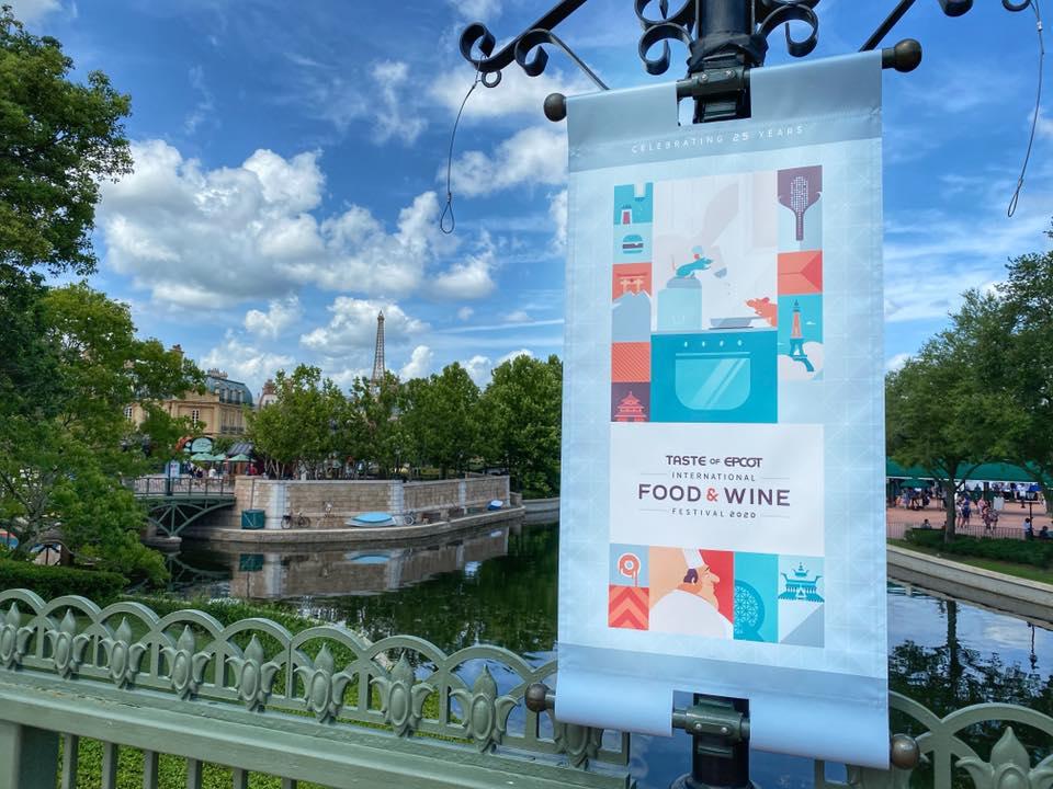 Taste of EPCOT Food and Wine