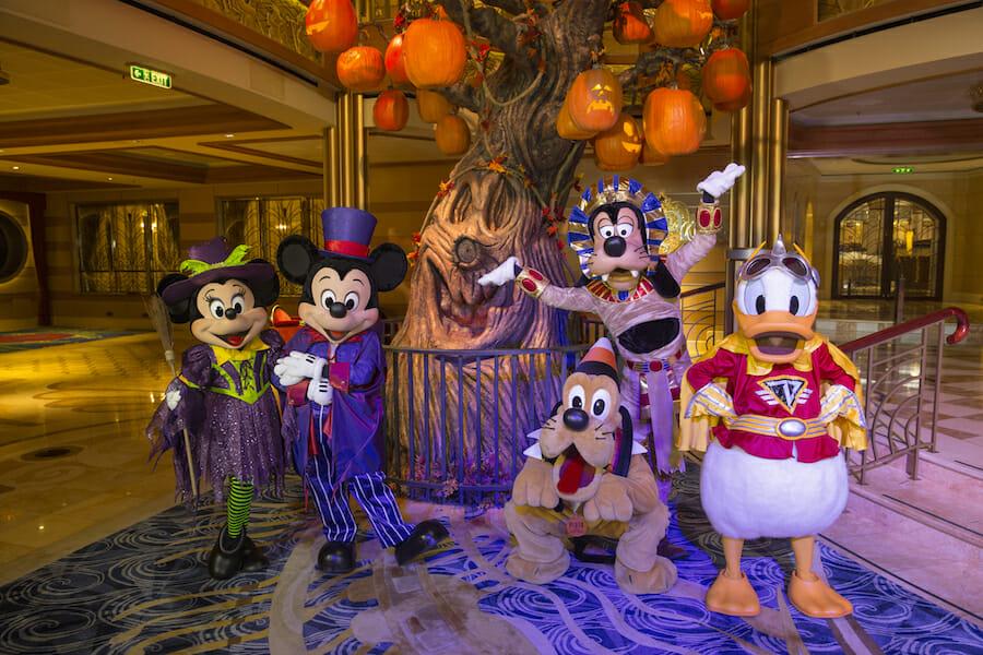 Disney Cruise Line Fall 2021 Itineraries