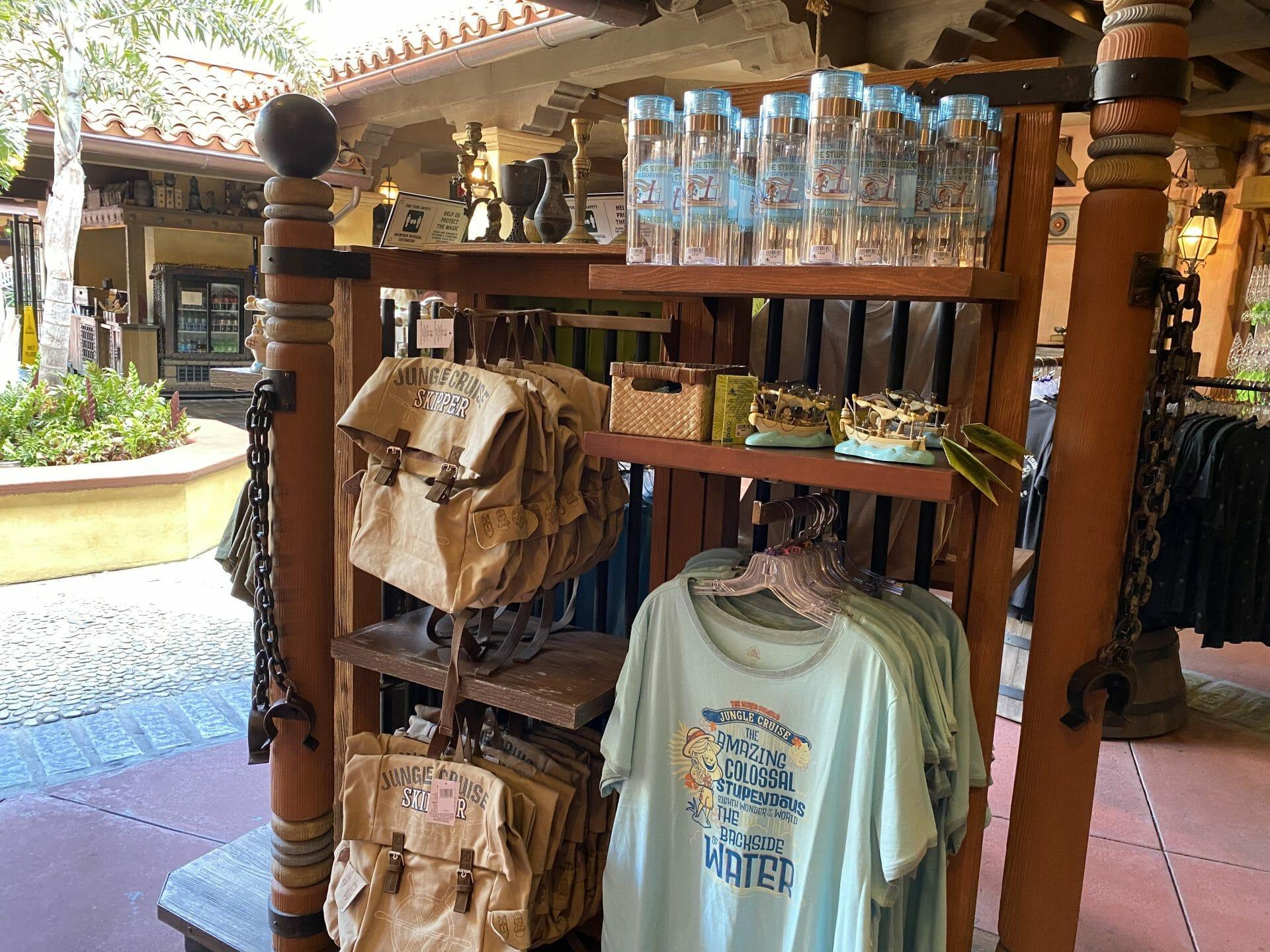 New Jungle Cruise Merchandise at Magic Kingdom