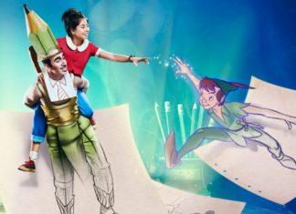 Drawn to Life Presented by Cirque du Soleil® & Disney