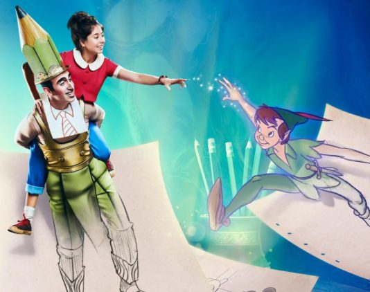 Drawn to Life Presented by Cirque du Soleil® & Disney