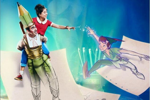 Tickets for Cirque du Soleil's at Disney Springs On Sale
