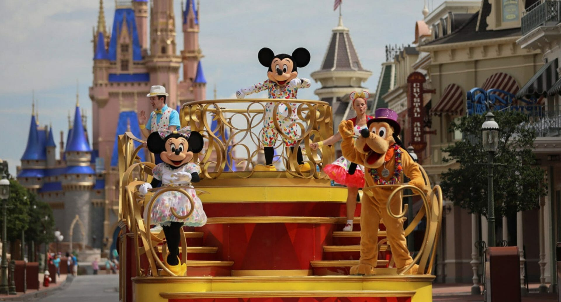Where to Find Characters When Walt Disney World Reopens