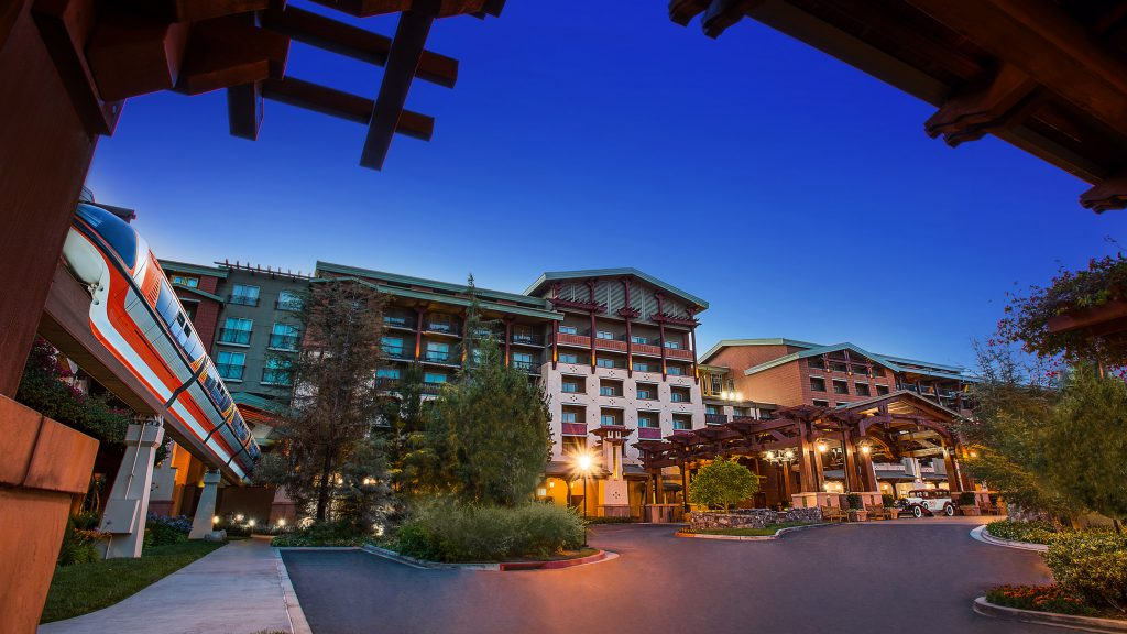 grand Californian hotel and spa