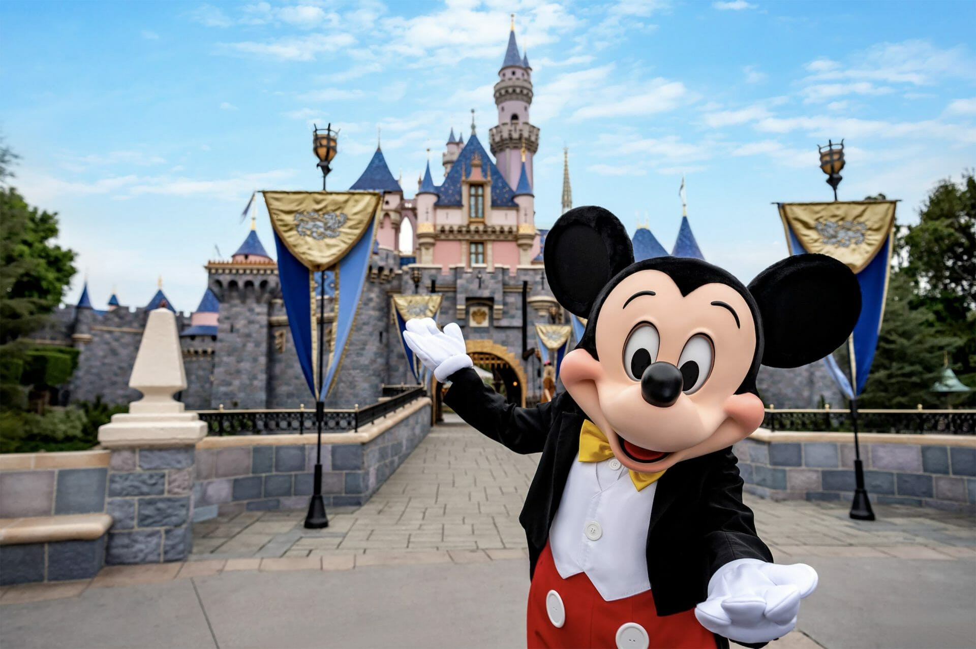 California Reviewing How to Reopen Theme Parks