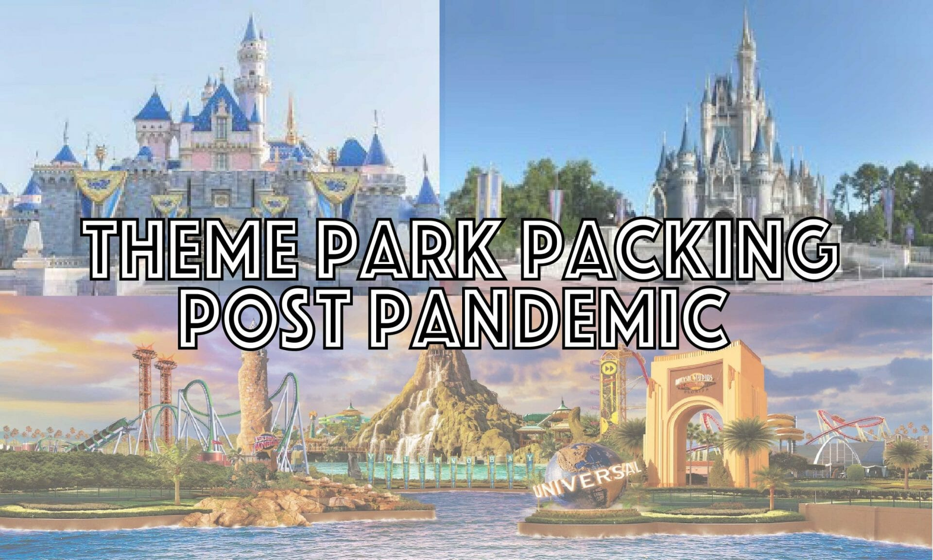 Park Packing List Post Pandemic