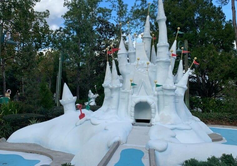 Miniature Golf At Walt Disney World Theme Park Professor