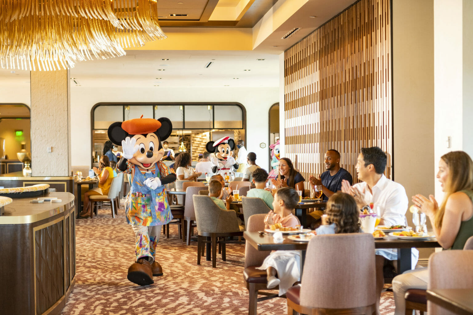 Walt Disney World's New Character Dining Experiences