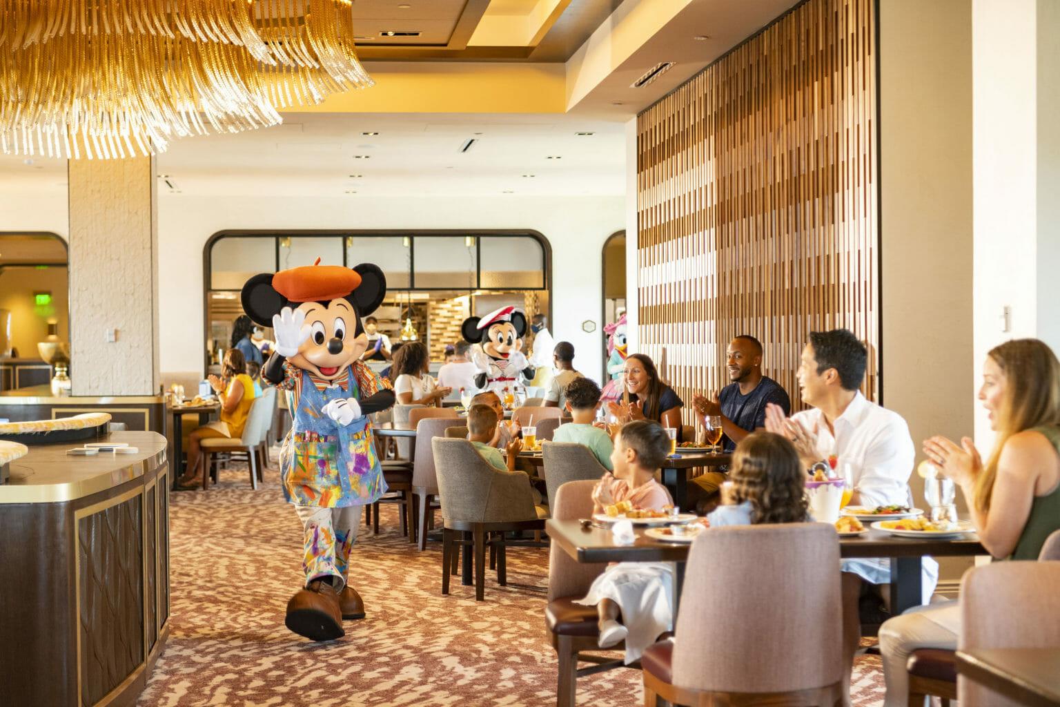 Walt Disney World Character Dining