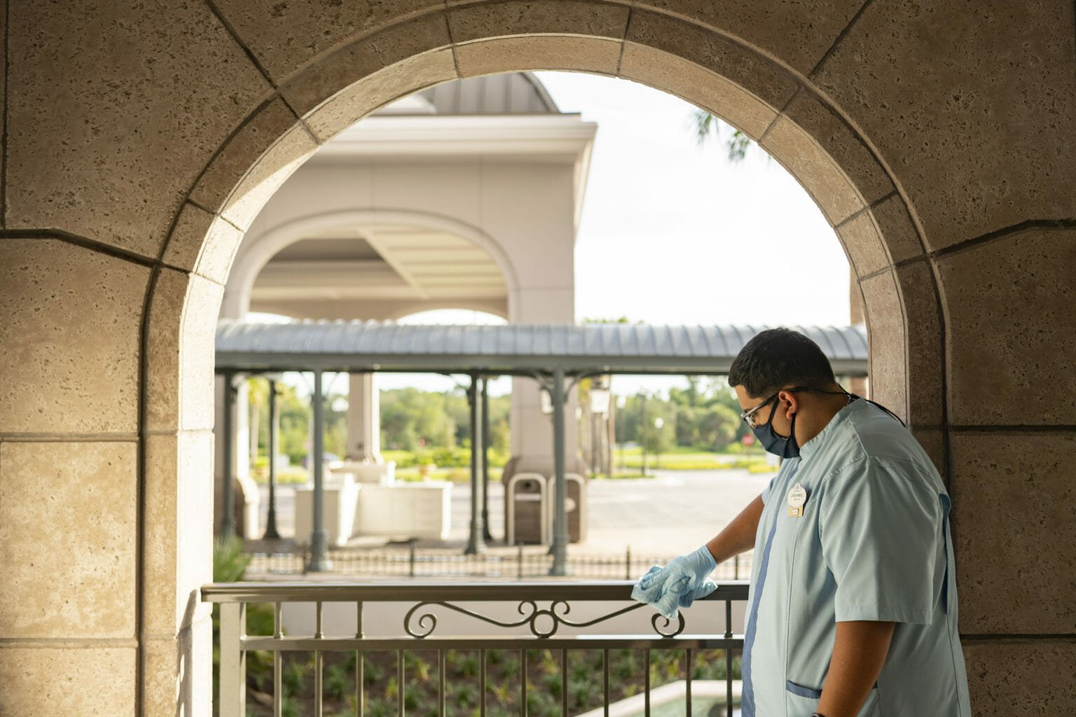 Walt Disney World's New Hotel Cleaning Procedures