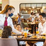 Disney dining Topolino