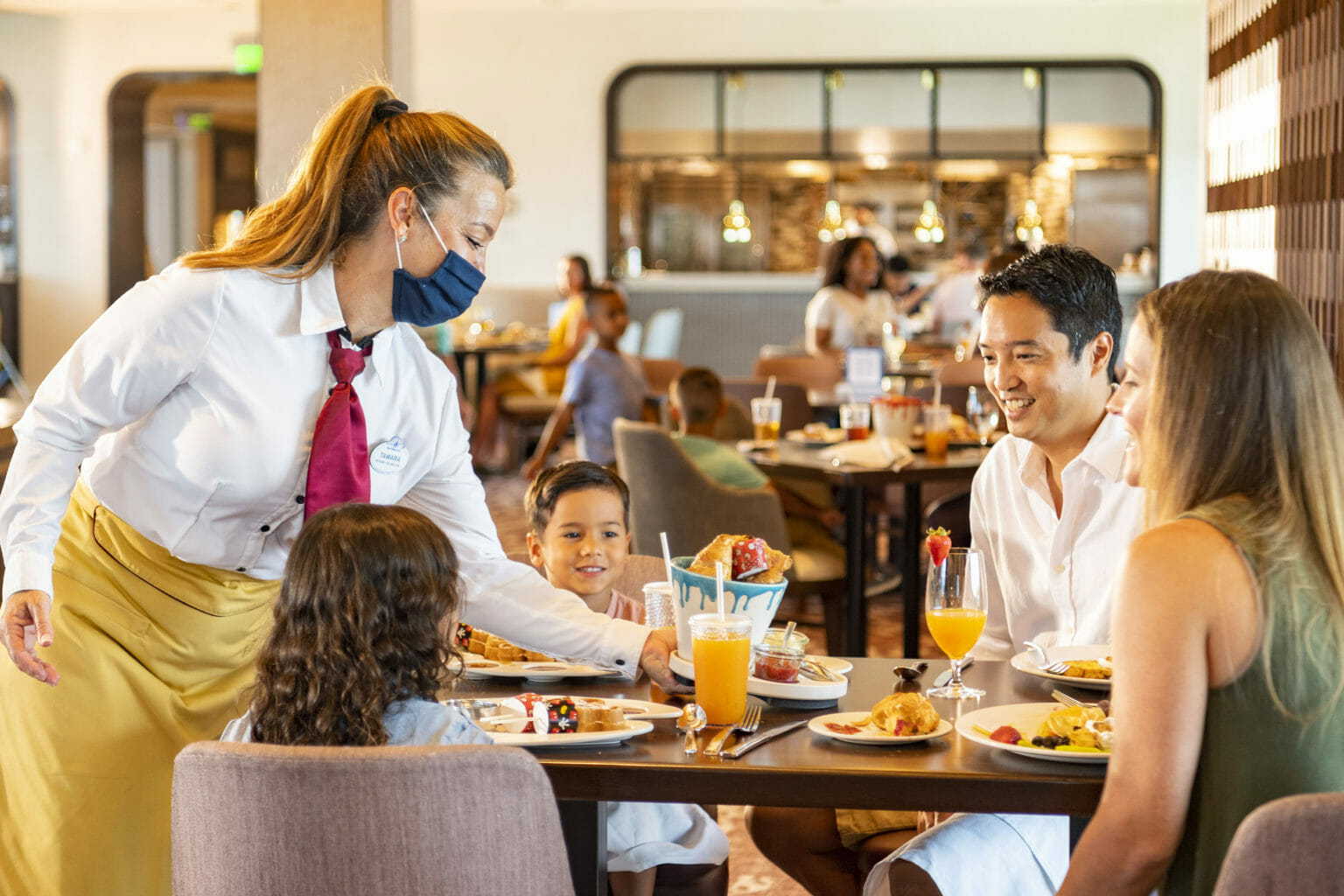Dining With Allergy Restrictions at Walt Disney World