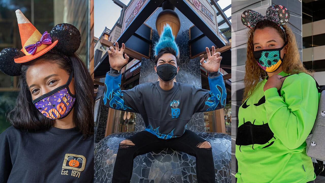 New Disney Halloween Merchandise is Coming