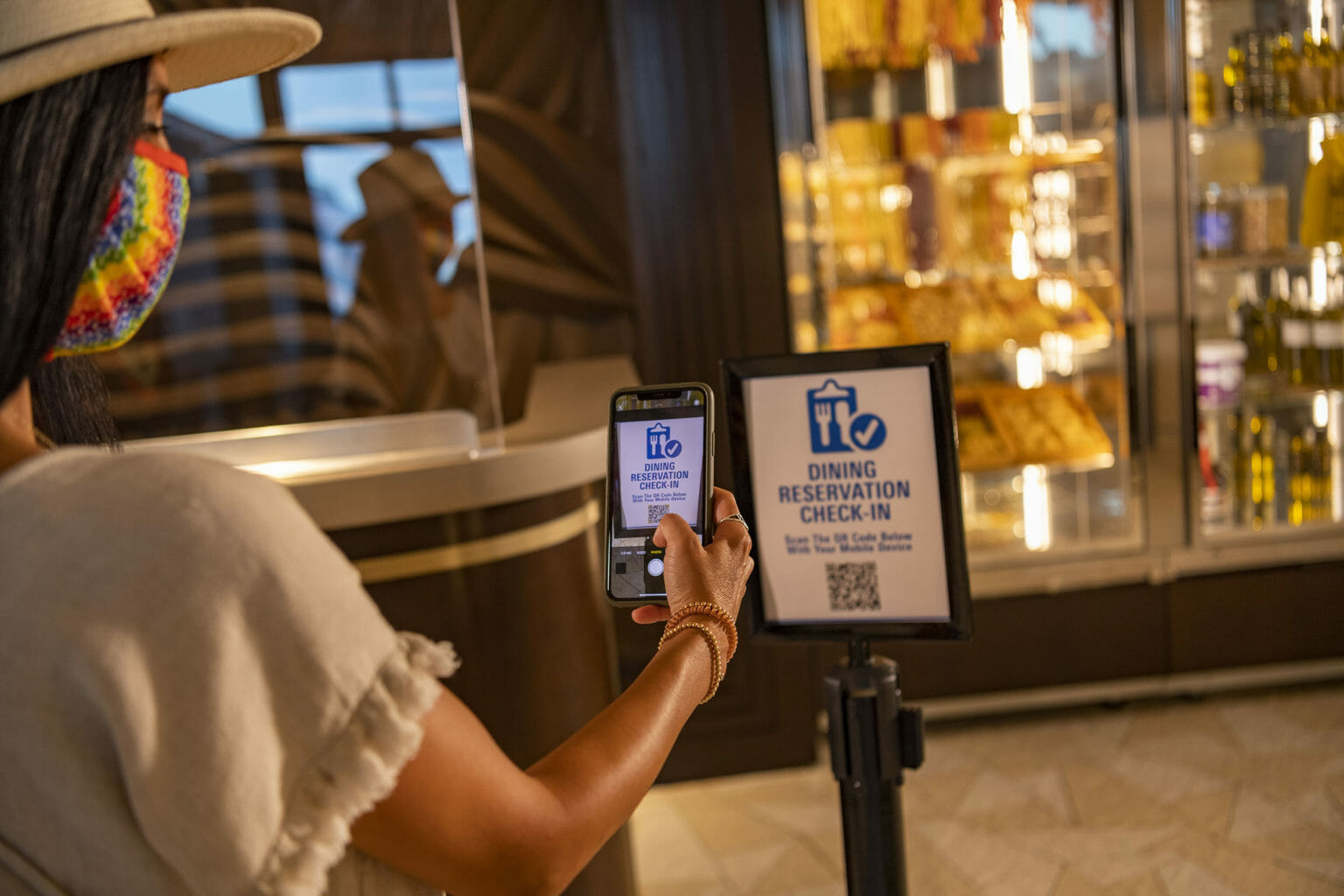 New Dining Options Available in the My Disney Experience App
