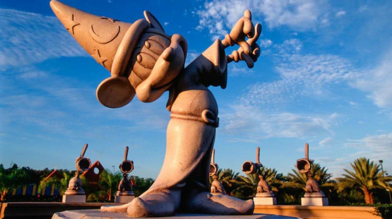 Fantasia Gardens Miniature Golf Walt Disney World