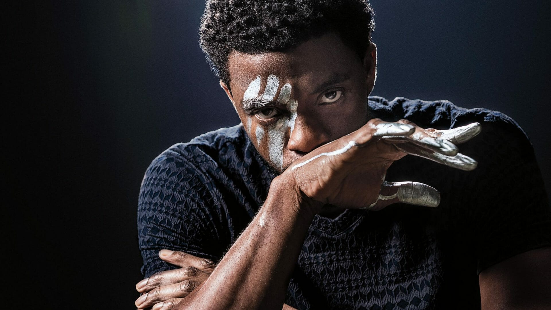 Black Panther T'Challa Chadwick Boseman