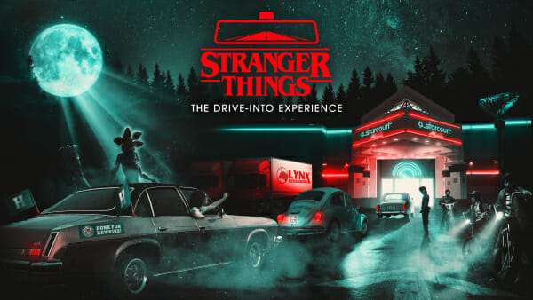 A 'Stranger Things' Drive-Through Experience Coming to LA