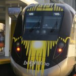 Brightline Train Walt Disney World