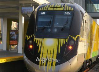 Brightline Train Walt Disney World