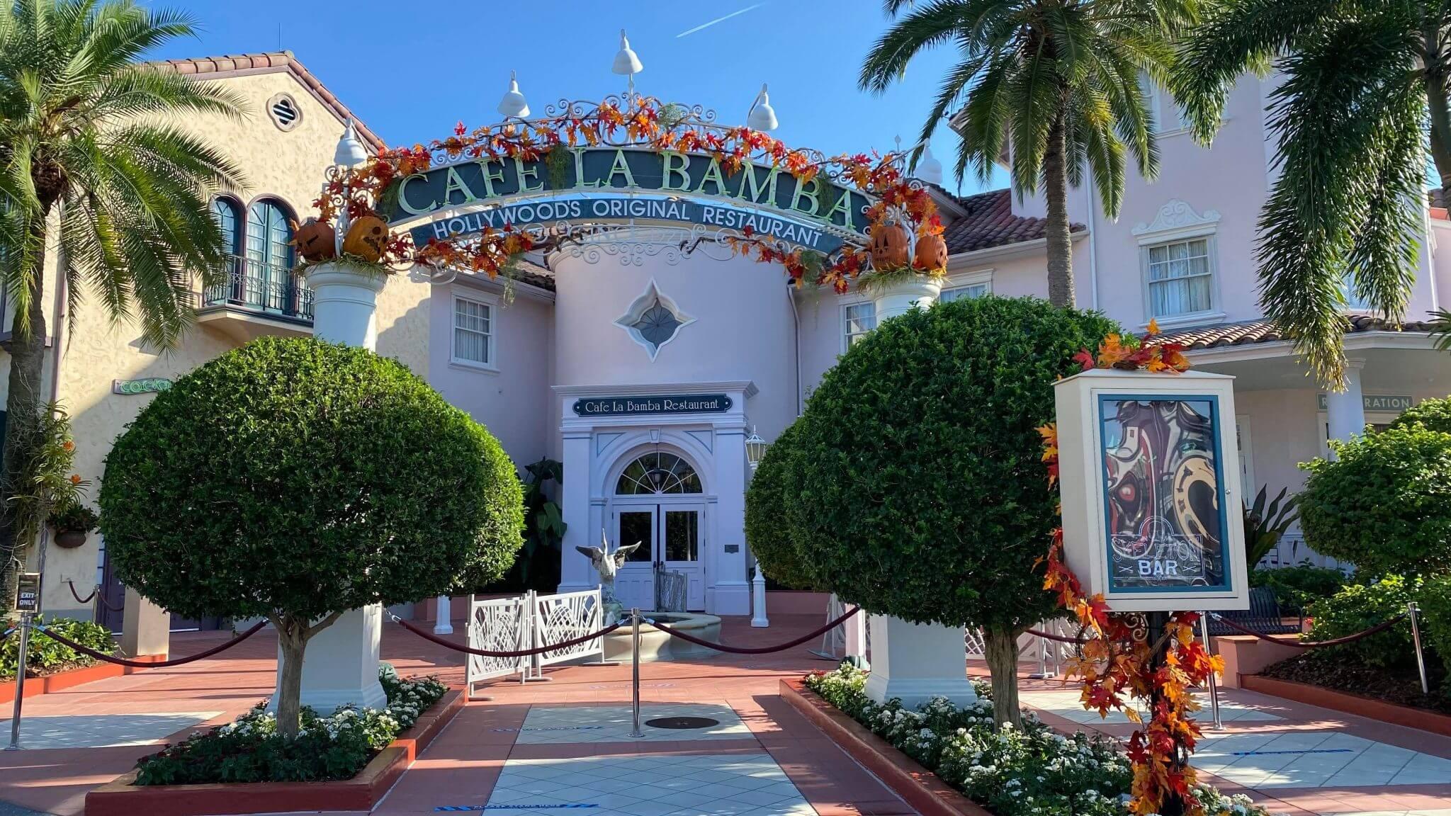 Skeleton Bar Universal Studios Florida