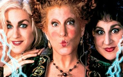 The Sanderson Sisters to Reunite for Charity