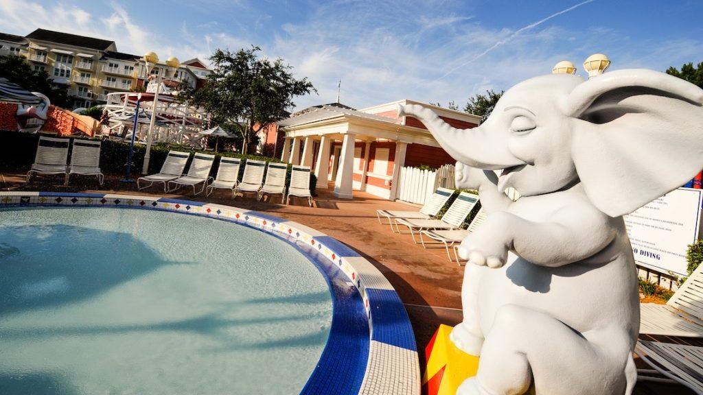 Walt Disney World Pools