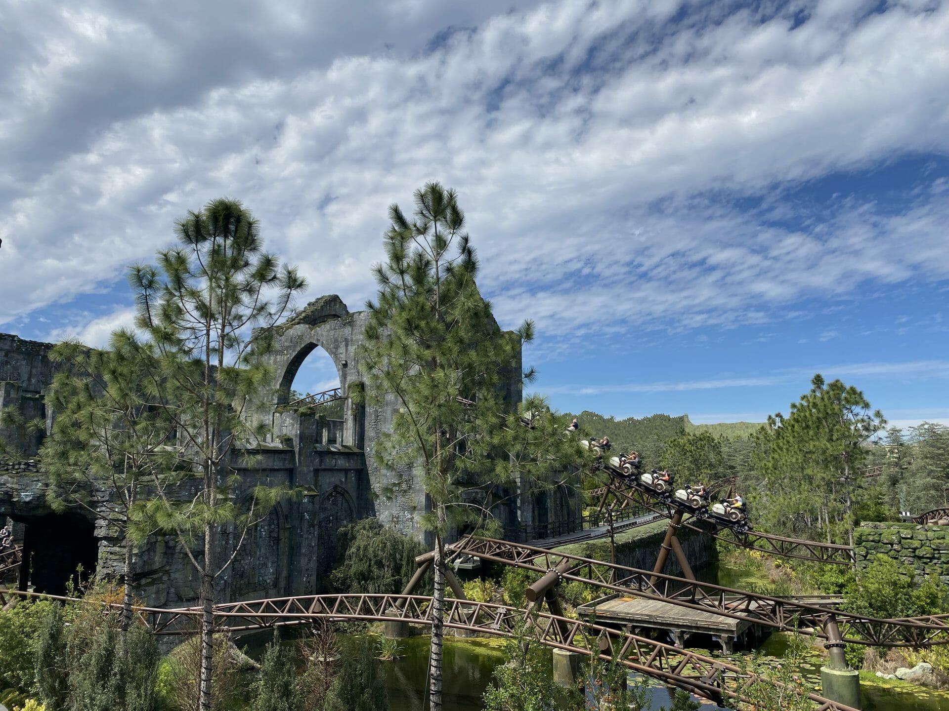 Hagrids Universal Orlando