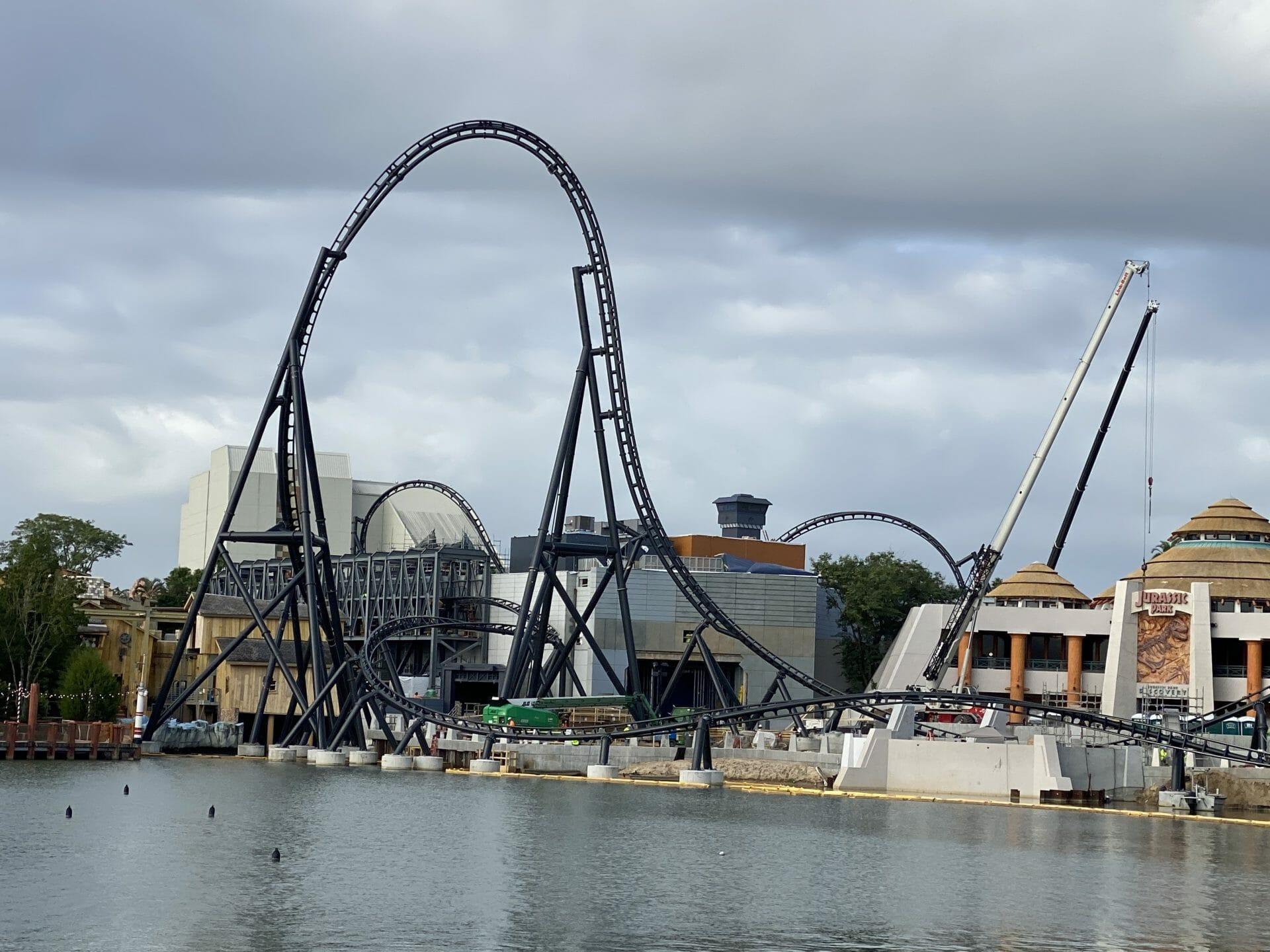 Universal Orlando Resort Confirms VelociCoaster Coming ...