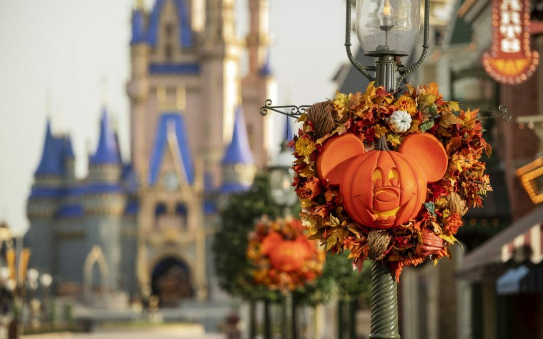 Halloween at Walt Disney World 2020