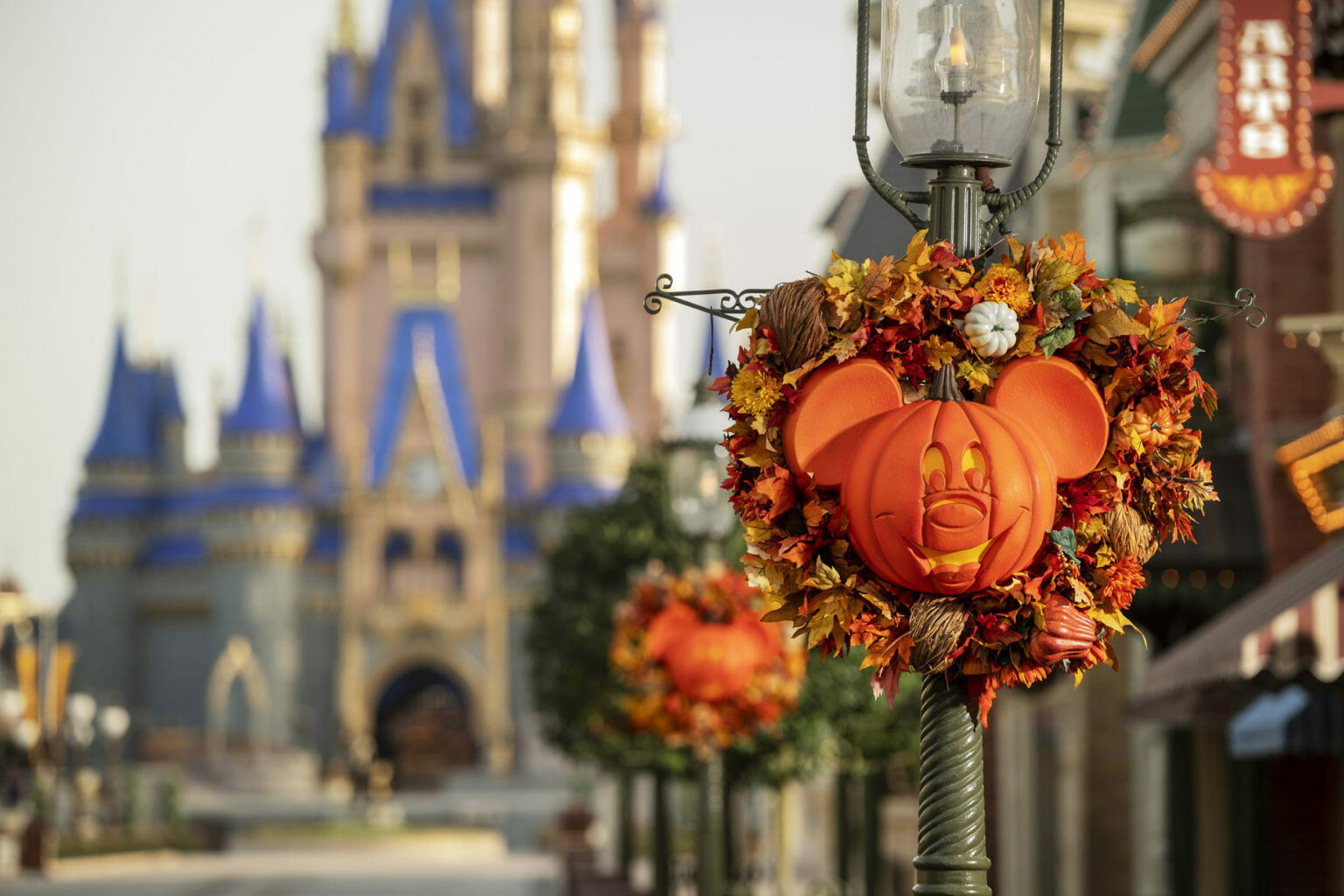 Halloween at Walt Disney World 2020