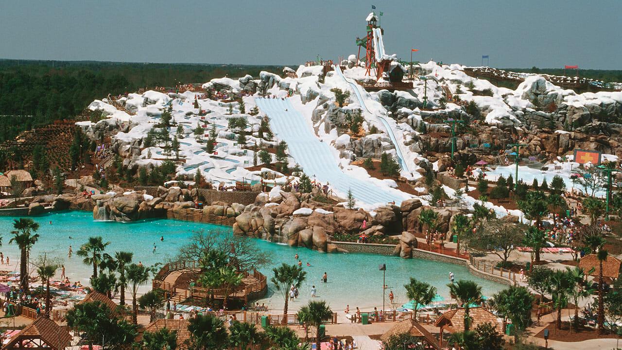 Blizzard Beach