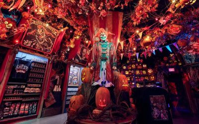 Halloween at Universal Orlando Resort 2020
