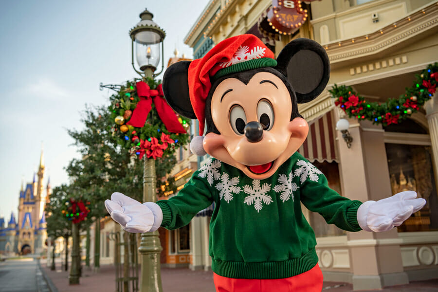 Disney Park Hours Added Through December 5th