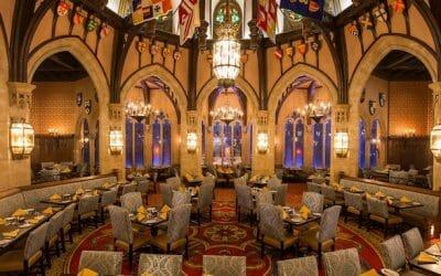 Breakfast Returns to Cinderella's Royal Table