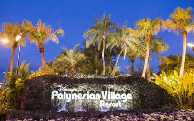 Disney's Polynesian Village Resort Is Reopening