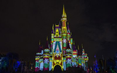 Holidays at Walt Disney World 2020
