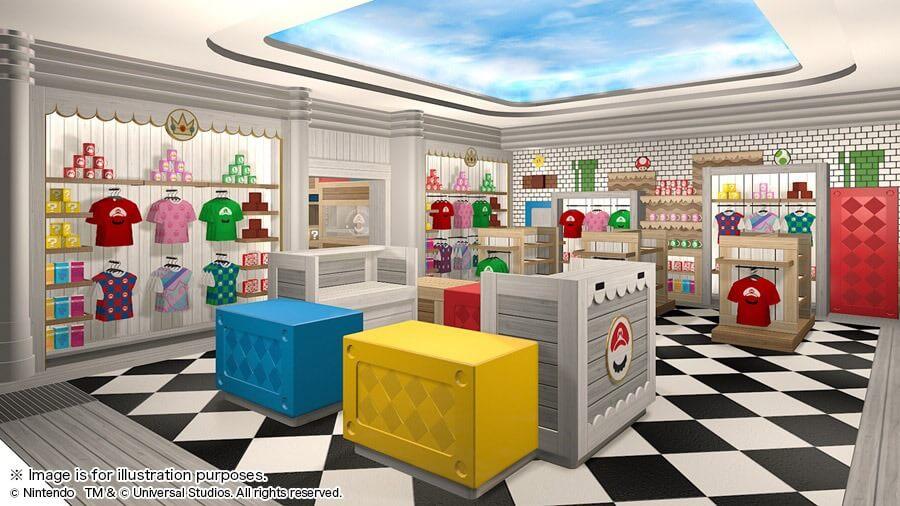 Super Nintendo World Universal Japan