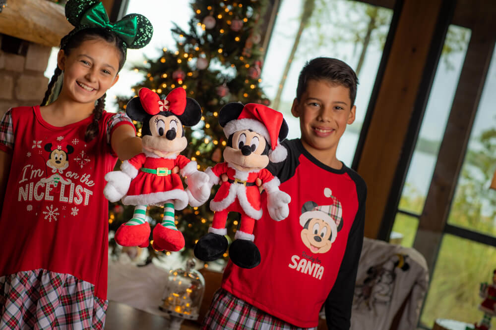 Disney Parks 'Twas the Night Before Christmas Collection