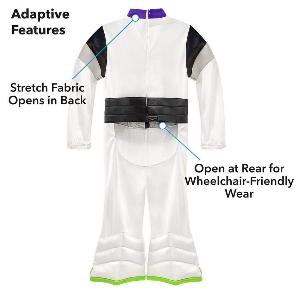 Toy Story Adaptive Costume for Kids