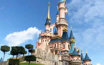 Disneyland Paris to Temporarily Close October 30