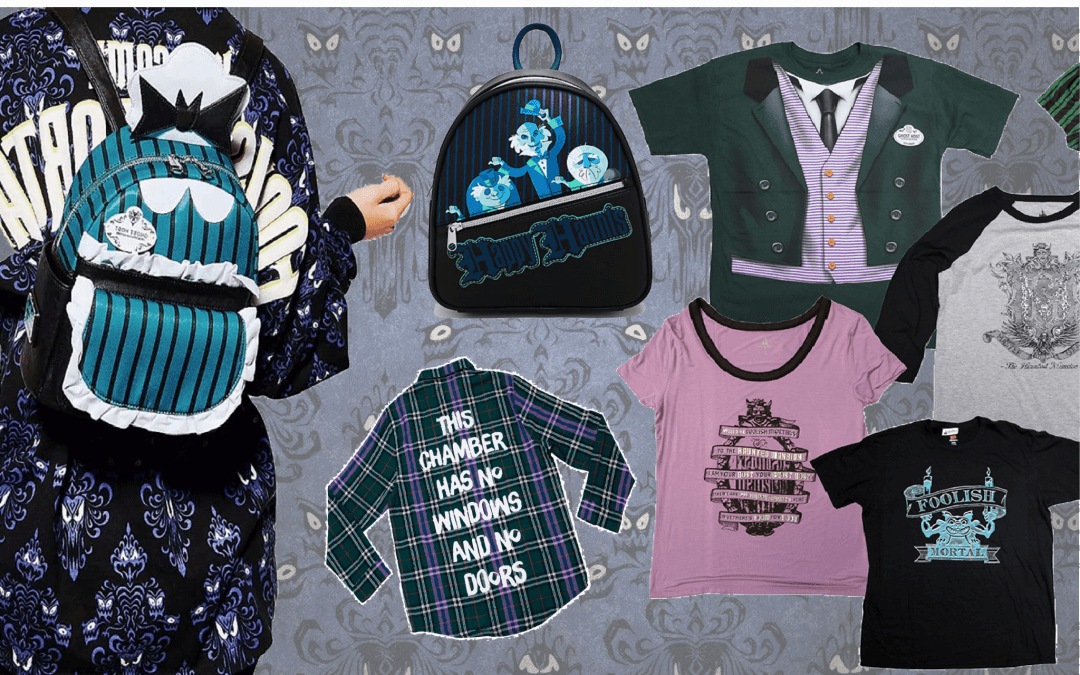 Haunted Mansion Merchandise Materializing All Over the Internet