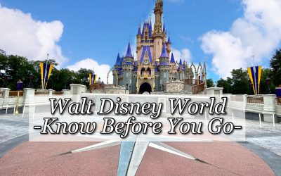 Know Before You Go: Walt Disney World Resort