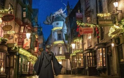 Universal Orlando Holidays Begin November 14th 2020