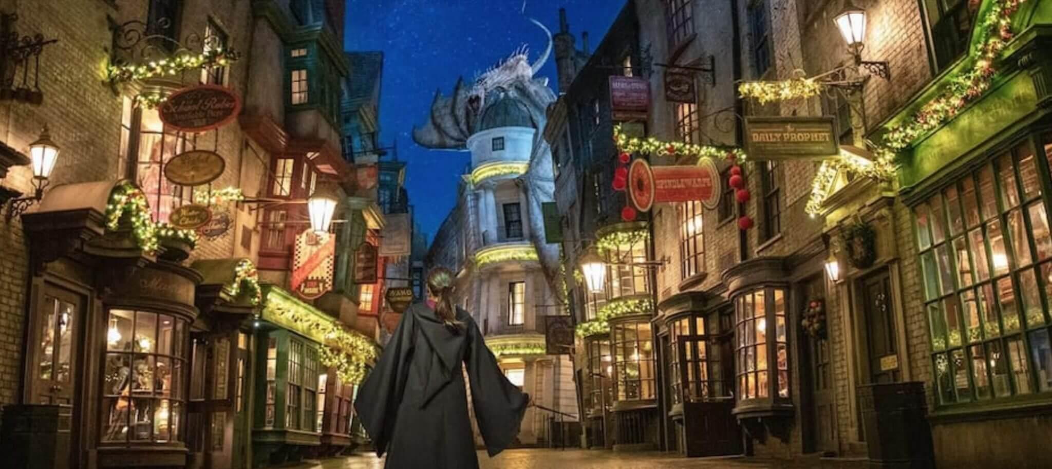 Universal Orlando Holiday Wizarding World