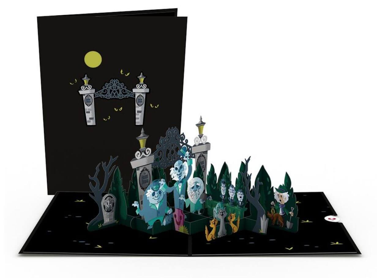 Love Pop Haunted Mansion Card